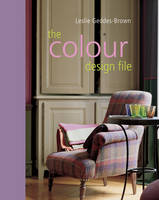 Colour Design File by Leslie Geddes-Brown
