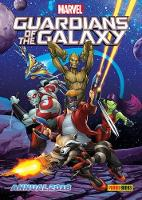 Guardians of the Galaxy Annual 2018 by Simon Frith