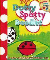 Dotty Spotty Doodles Activity Book by Barroux
