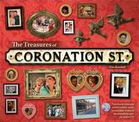Coronation Street Treasures by Tim Randall, Geoff Tibballs