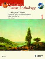 Romantic Guitar Anthology 33 Original Works by Jens Franke