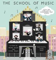 The School of Music by Meurig Bowen, Rachel Bowen