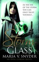 Cover for Storm Glass by Maria V Snyder