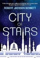 Cover for City of Stairs by Robert Jackson Bennett