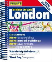 Philip's Street Atlas London Mini Paperback Edition by