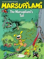 The Marsupilami's Tail by Franquin, Greg