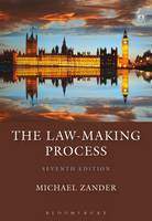 The Law-Making Process by Professor Michael, QC Zander