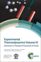 Experimental Thermodynamics Advances in Transport Properties of Fluids by Keith A. Gillis
