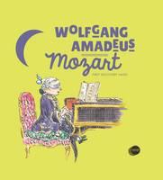 Wolfgang Amadeus Mozart by Yann Walcker