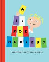 N is for Nursery by Blossom Budney