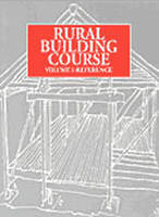 Rural Building Course Volumes 1-4 Four-volume set by TOOL