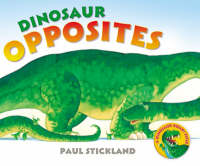 Dinosaur Opposites by Paul Stickland