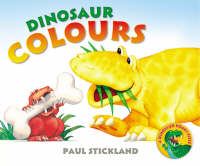Dinosaur Colours by Paul Stickland