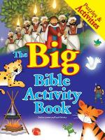 The Big Bible Activity Book by Jan Godfrey