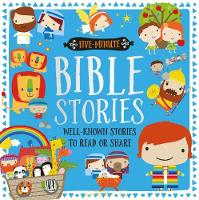 Five Minute Bible Stories by Make Believe Ideas