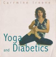Yoga and Diabetics by Carrmine Ireene