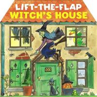 Lift-the-Flap Witch's House by Jan Lewis
