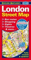 London Street Map by Bensons MapGuides
