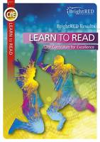 Bright Red Learn to Read for CFE by Craig Aitchison