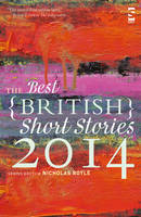 Cover for The Best British Short Stories 2014 by Nicholas Royle
