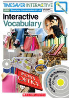 Interactive Vocabulary - Elementary to Pre-Intermediate (A1-A2) - Book and Interactive Whiteboard CD-ROM by Daniele Bourdais, Sue Finnie