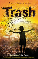 Cover for Trash by Andy Mulligan