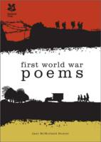 Cover for First World War Poems by Jane McMorland-Hunter