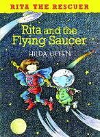 Rita and the Flying Saucer Rita the Rescuer by Hilda Offen
