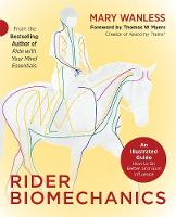 Rider Biomechanics: An Illustrated Guide How to Sit Better and Gain Influence by Mary Wanless, Tom Myers