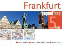 Frankfurt PopOut Map by PopOut Maps
