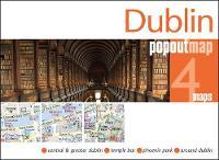 Dublin PopOut Map by PopOut Maps