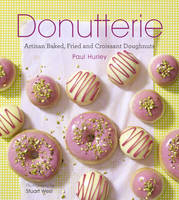 Donutterie Artisan Baked, Fried and Croissant Doughnuts by Paul Hurley