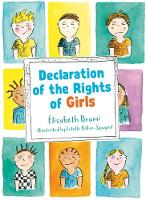 Declaration of the Rights of Boys and Girls by Elisabeth Brami