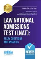 Law National Admissions Test (LNAT): Essay Questions and Answers by How2Become