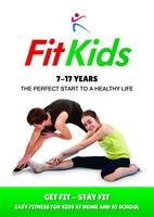Fit Kids Children's Fitness Book 7 - 17 Years by Robert Duffy