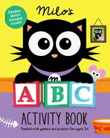 Milo's ABC Activity Book by