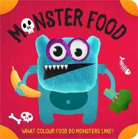 Monster Food Finger Puppet Book by Adam Bestwick