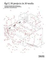Fig-2 50 Projects in 50 Weeks by Louisa Buck, Caroline Douglas, Hans-Ulrich Obrist