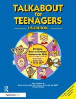 Talkabout for Teenagers Developing Social Communication Skills by Alex Kelly