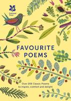 Favourite Poems of the National Trust by Jane McMorland Hunter