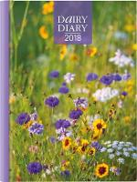 Dairy Diary 2018: A5 Week-to-View Diary with Recipes, Pocket and Stickers by Marion Paull, Karen Perry, Kate Moseley