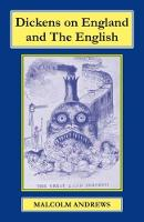 Dickens on England and the English by