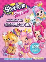 Shopkins Shoppies Friendship Fun Book by