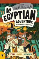 An Egyptian Adventure Story Facts Activities by Frances Durkin, Vicky Barker