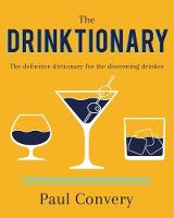 Drinktionary by Paul Convery