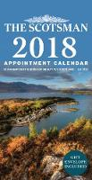 The Scotsman Appointment Calendar 2018 12 Magnificent Scenes of Beautiful Scotland by The Scotsman Newspaper