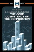The Core Competence of the Corporation by