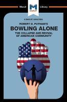 Bowling Alone by Elizabeth Morrow