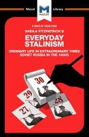 Everyday Stalinism by Victor Petrov