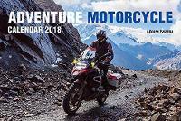 Adventure Motorcycle Calendar 2018 by Alfonse Palaima